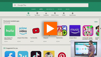 Adding Apps From The Google Playstore