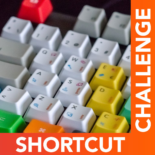 Keyboard Shortcut Challenge